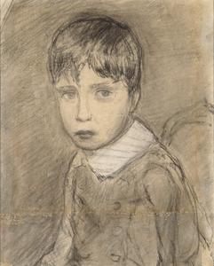 Portret van Leonard Polak Daniëls (1872-1940)