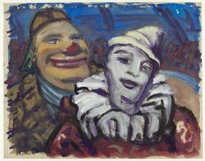 Twee clowns