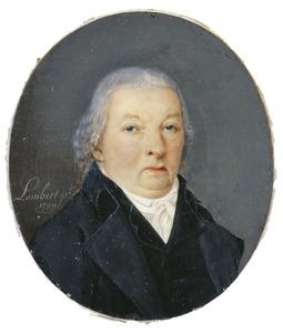 Portret van Gerrit van der Pot (1732-1807)