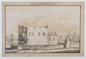 Ruïne van het klooster Mariëndaal bij Renkum