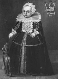 Portret van Joannes Pathuis (1635-1678)