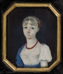 Portret van Johanna Cornelia Mollerus (1792-1844)