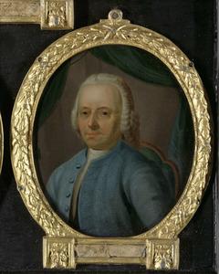 Portret van Joannes Badon (1706-1790),