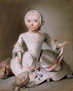Portret van Magdalena Anna Elisabeth van Boetzelaer (1756-1808)