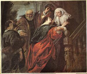 De visitatie (Lucas 1:39-45)