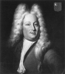Portret van Pieter Teding van Berkhout (1688-1729)