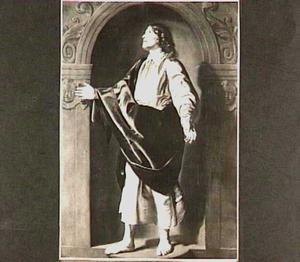 H. Johannes in aanbidding