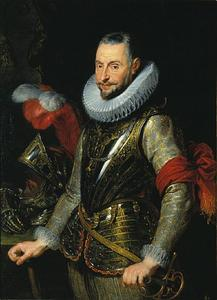 Portret van Ambrogio Spinola (1569-1630)