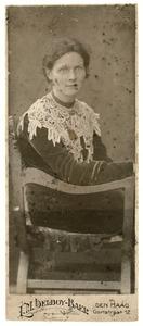 Portret van Cornelia de Gavere (1877-1955)