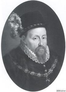 Portret van Sigismund II Augustus (1520-1572)