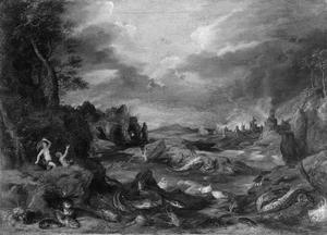 Landschap met de val van Phaeton