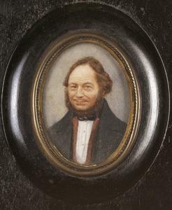 Portret van Aert van der Goes (1803-1875)