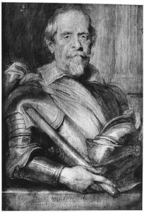 Portret van Álvaro de Bazán, marchese de Santa Cruz (1571-1646), opperbevelhebber in de Zuidelijke Nederlanden