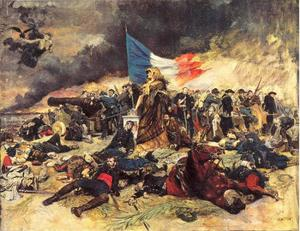 De belegering van Parijs in 1870-1871