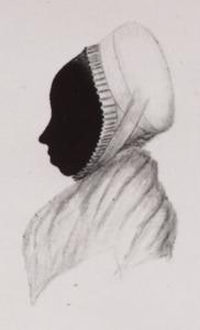 Portret van een vrouw, mogelijk Catharina Maria van Naerssen (1774-....)