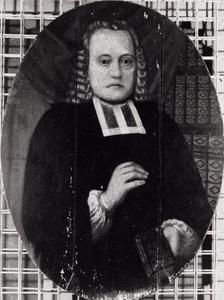 Portret van Nicolaas Bolt (1704-1780)