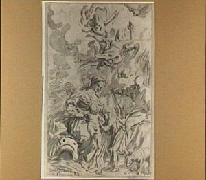 De Heilige Familie en Johannes de Doper