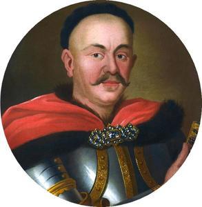 Portret van Stanisław Herakliusz Lubomirski (1641-1702)