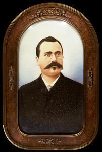 Portret van een man uit familie Sijthoff