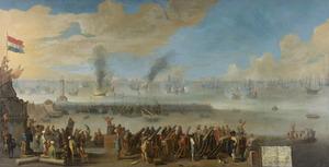 Zeeslag bij Livorno, 14 maart 1653