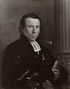 Portret van Gerhard Heinrich van Senden (1793-1851)