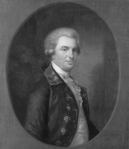 Portret van Robert Collot d'Escury (1753-1834)