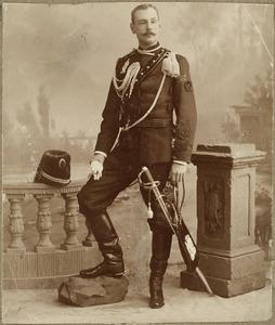 Portret van Jozeph Henri Felix Dumonceau (1859-1952)