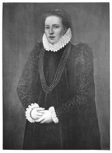Portret van Françoise de Witte (....-....