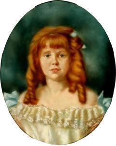 Portret van Antoinette Cornelie van Loon (1893-1981)