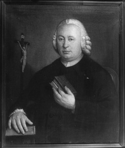 Portret van Johannes Baptista Schuyt (1725-1790)