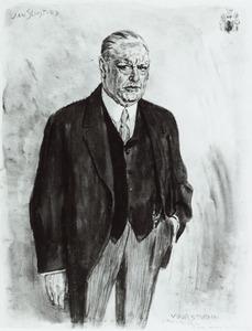 Portret van Antonie Roëll (1864-1940)