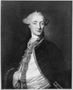 Portret van Jacobus van Nes van Meerkerk (1732-1803)