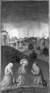 De Heiligen Vitus, Modestus en Crescentia