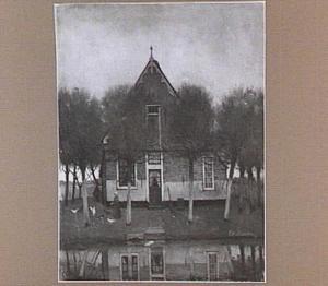 Boerenhuisje bij Barsingerhorn