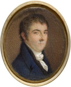 Portret van Willem Frederik Schuyt (1765-1849)