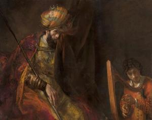 Saul en David (1 Samuel 18:9-11)