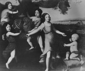 De kinden van Christian Albrecht zu  Dohna (1621-1677)