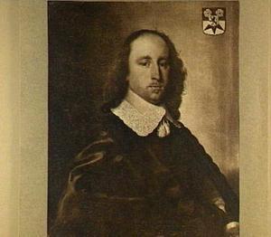 Portret van Adriaan van Blijenburgh (1616-1682)