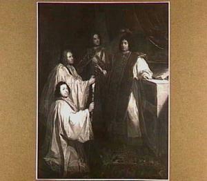 Het Priesterjubileum van pater Aegidius de Glabbais in