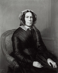 Portret van A.M. Haan (1795-1869)