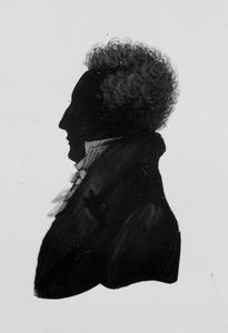Portret van Jan Coenraad Pruimers (1800-1822)