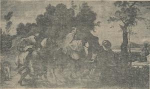 Rudolf van Hapsburg en de priester