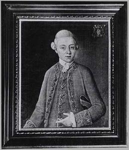 Portret van Reinier Willem van Middachten (1755-1840)