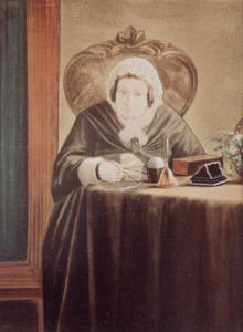Portret van Anna Arnoldina Sophia Metelerkamp (1787-1860)