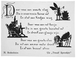 Illustraties uit 'Twaalf Sprookjes'