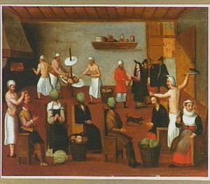 De legende van de bakker van Eeklo