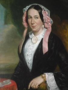 Portret van Anna Helena Eichholtz (1821-1883)