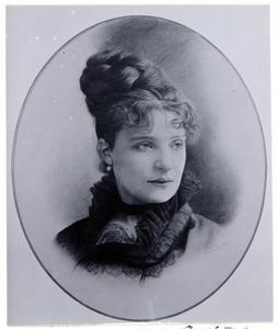 Portret van Théo Bouwmeester (1850-1939)