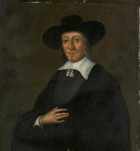 Portret van Carel Reyniersz. (1604-1653)