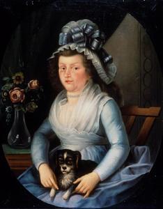 Portret van Johanna Aleida van Doorninck (1746 -1802)